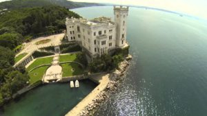 Castle of Miramare